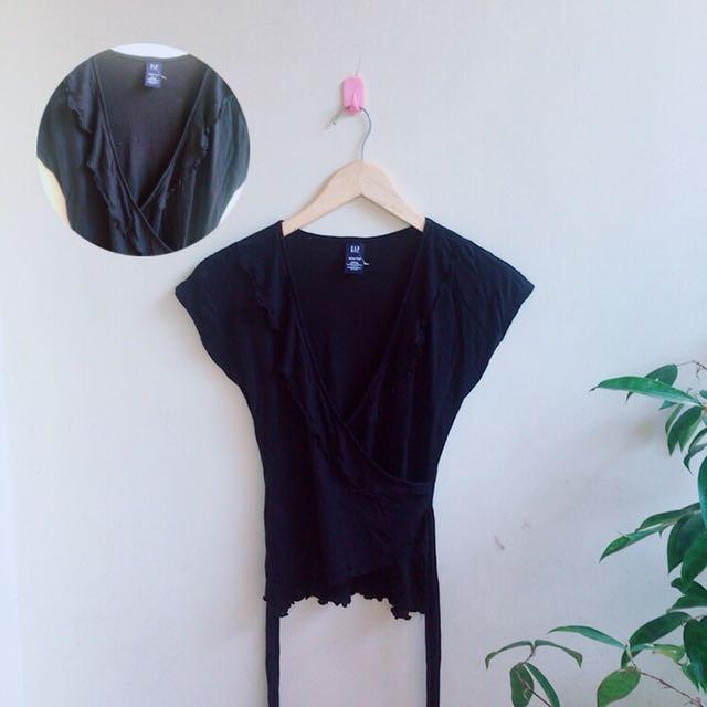 Gap blouse kimono