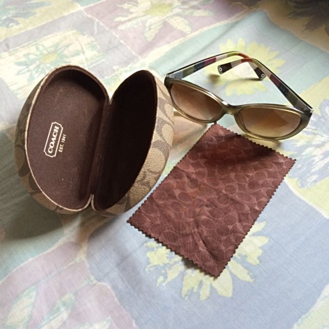 6fb65573d325e Genuine Coach Women s Sunglasses