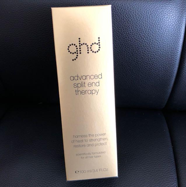 GHD split end therapy hair treatment