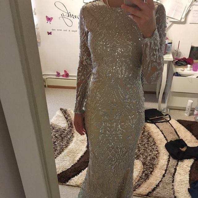 Glitter Evening Formal Gown