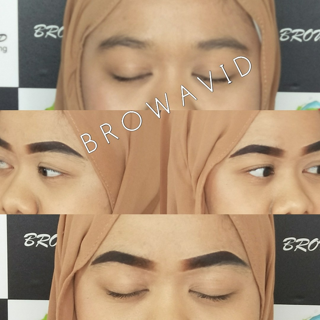 Halal Henna Eyebrow Tinting Health Beauty Makeup On Carousell
