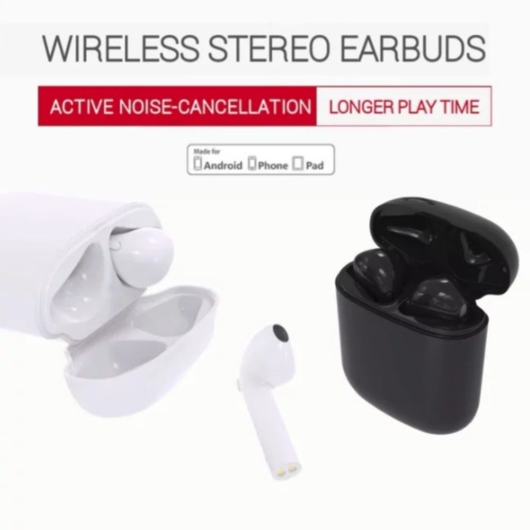 6e2f8b0d56d HBQ i8 Mini Wireless Airpods with Magnetic Charging Case ...
