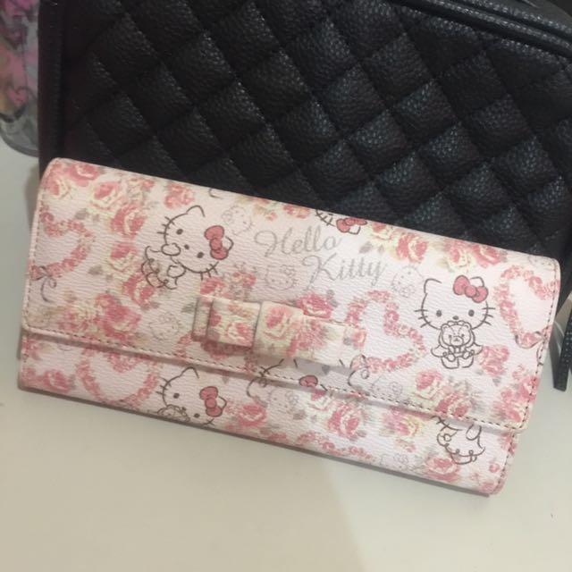 Hello Kitty 長夾