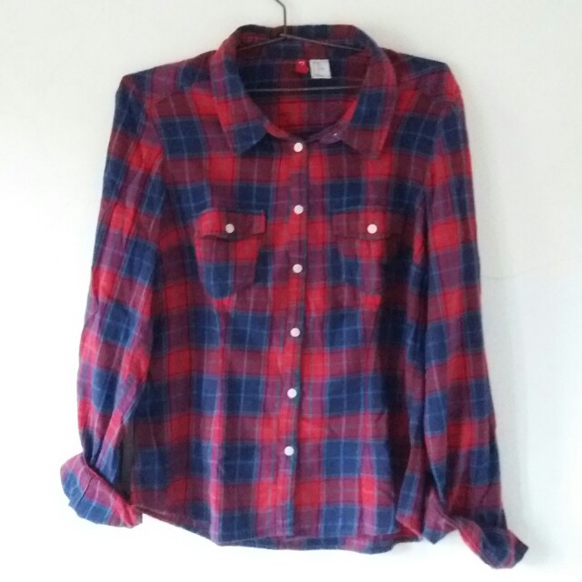 H&M flanel flannel