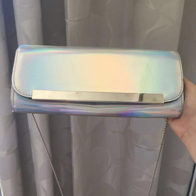 Holographic Shoulder Bag / Purse