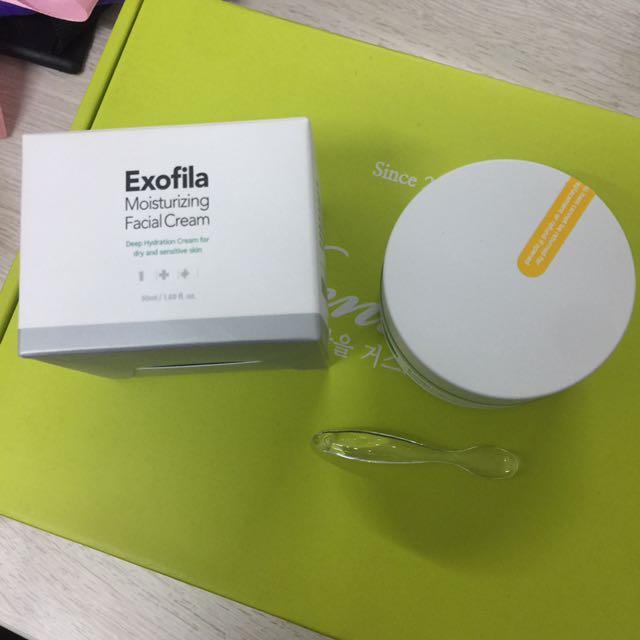 HONESI Exofila moisturizing facial cream 50ml