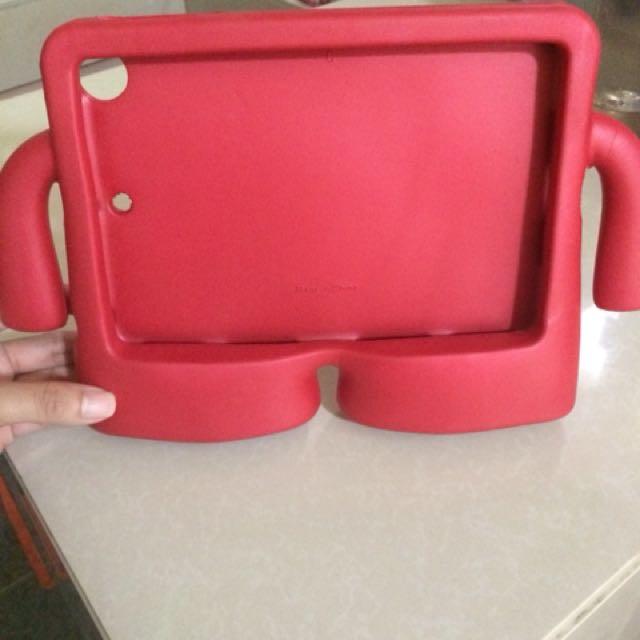 ipad mini 1,2,3,4 rubber case