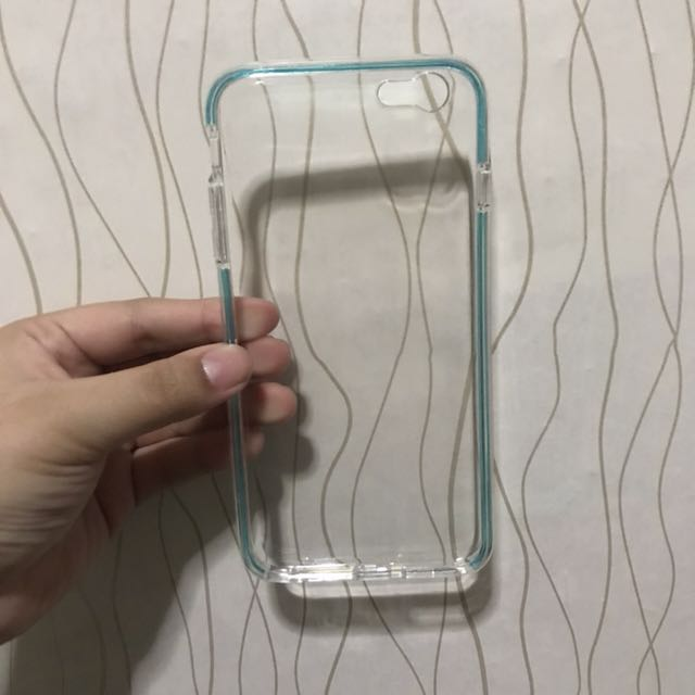Iphone 6/6s + jelly case
