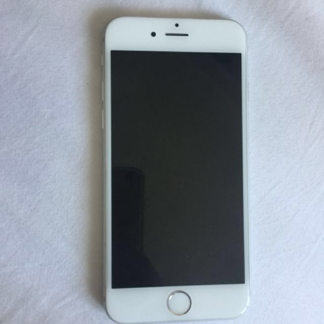 iPhone 6 Silver , 16G