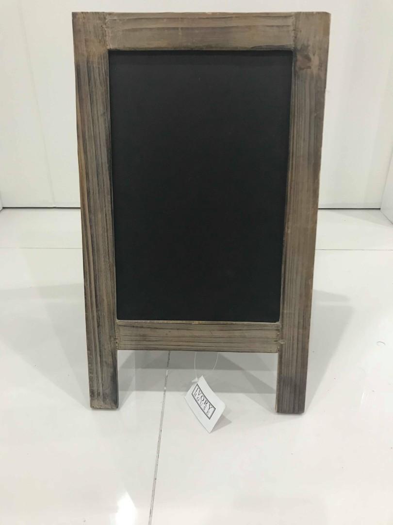 Ivory House Chalk Board