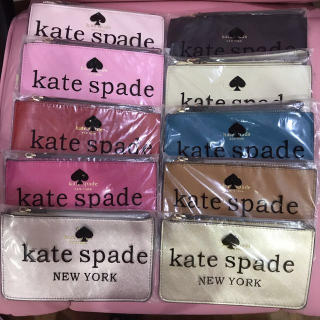 Kate Spade Wristlets gwp