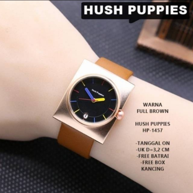 Ladies watch 6 warna