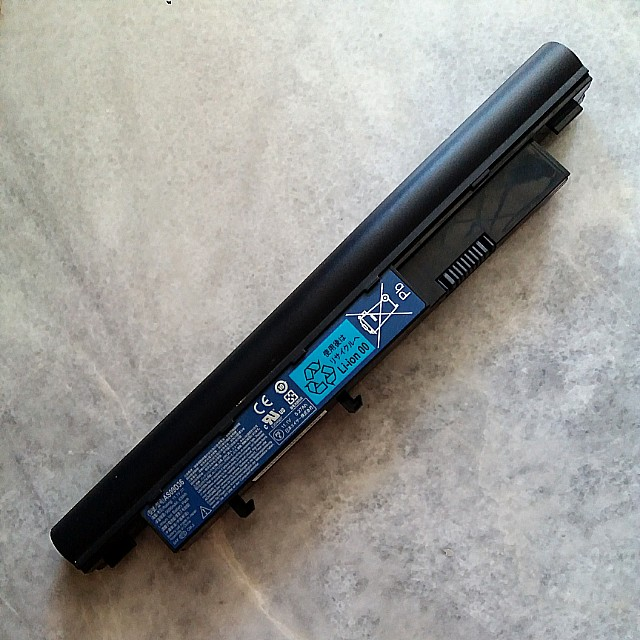Acer Aspire 4810TG Laptop Rechargeable Battery
