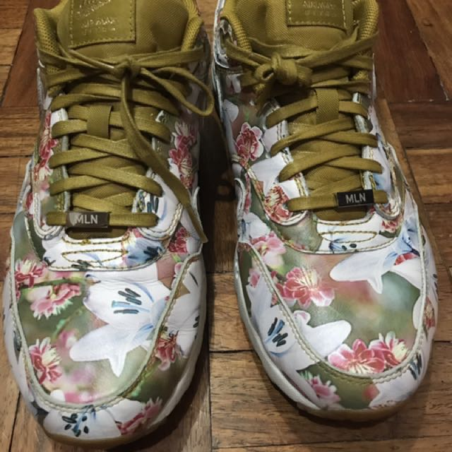 LIMITED EDITION Nike Womens Airmax 1 LOTC MILAN size 8.5
