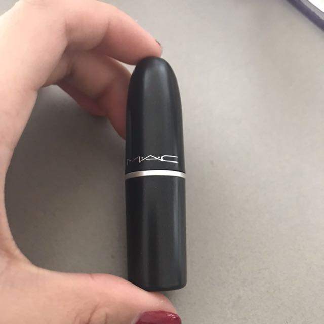 MAC Lipstick #See Sheer