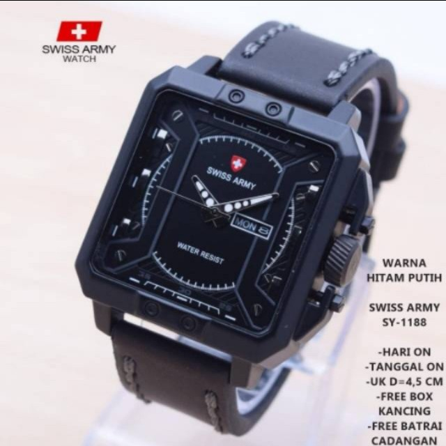 Man watch 4 warna