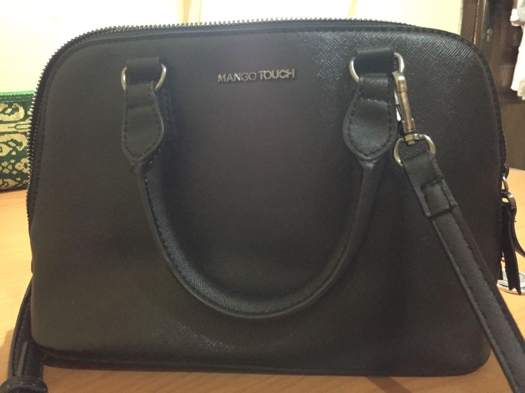 Mango Touch Crossbody Bag