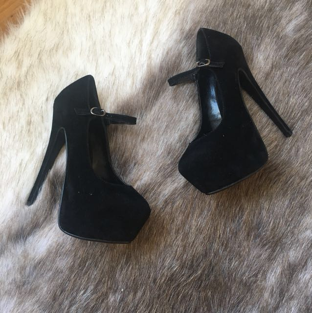 Mary Jane stiletto size 6
