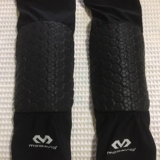 4d4c53584c McDavid Teflx Leg Sleeves/Pair, Sports, Athletic Clothing on Carousell