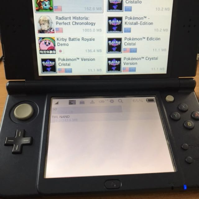 Modding Service B9S New OLD 3DS XL 2DS XL, Toys & Games