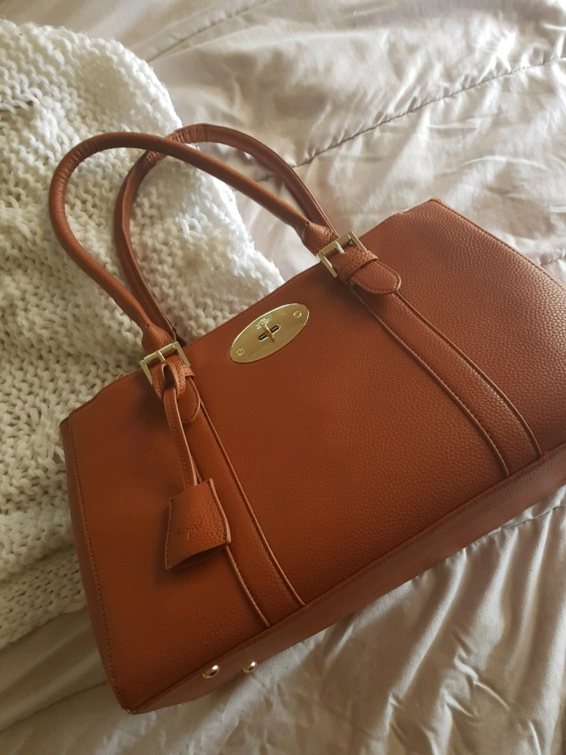 Mulberry inspired bag
