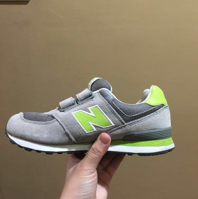 NB New balance New balance 魔鬼氈 童鞋 鞋 574