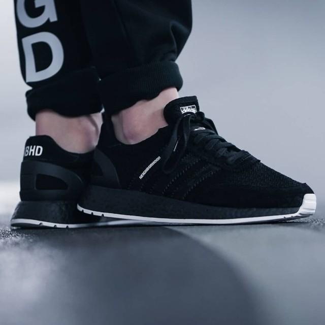 quartiere x adidas - 5923 (iniki runner), moda maschile, calzature
