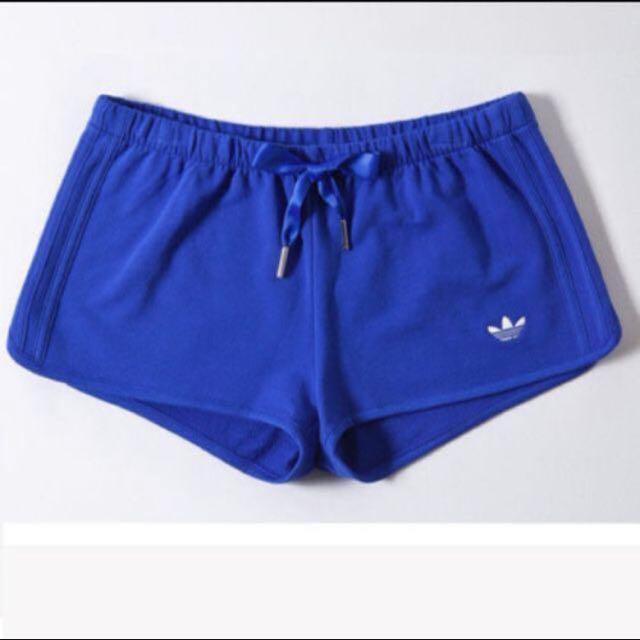 d45f43b695 New Adidas Originals Women's Slim Shorts, Women's Fashion, Clothes ...
