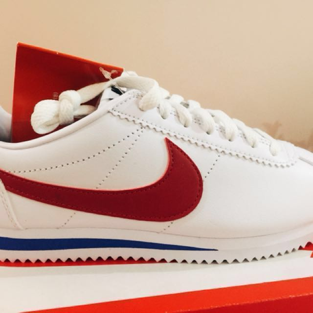 quality design 1ec9e bc346 NIKE CORTEZ FORREST GUMP, Women's Fashion, Shoes on Carousell
