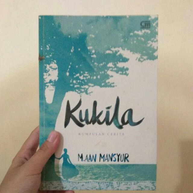 Novel Aan Mansyur Kukila
