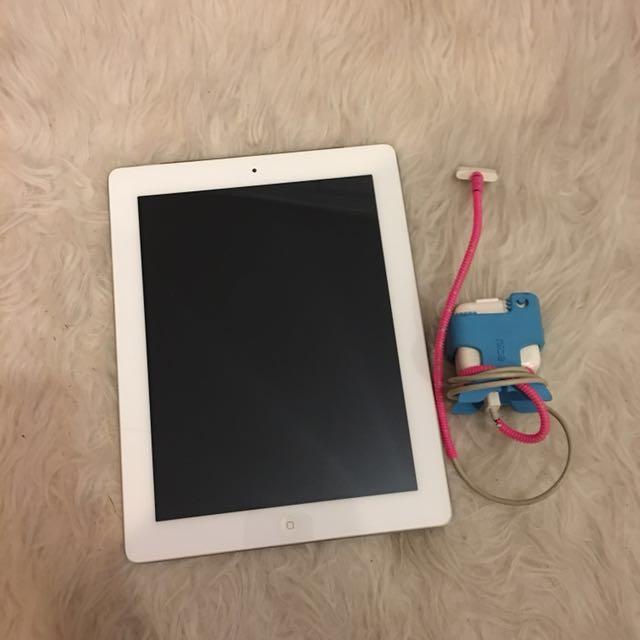 Original Apple iPad Gen 1 64GB (White)