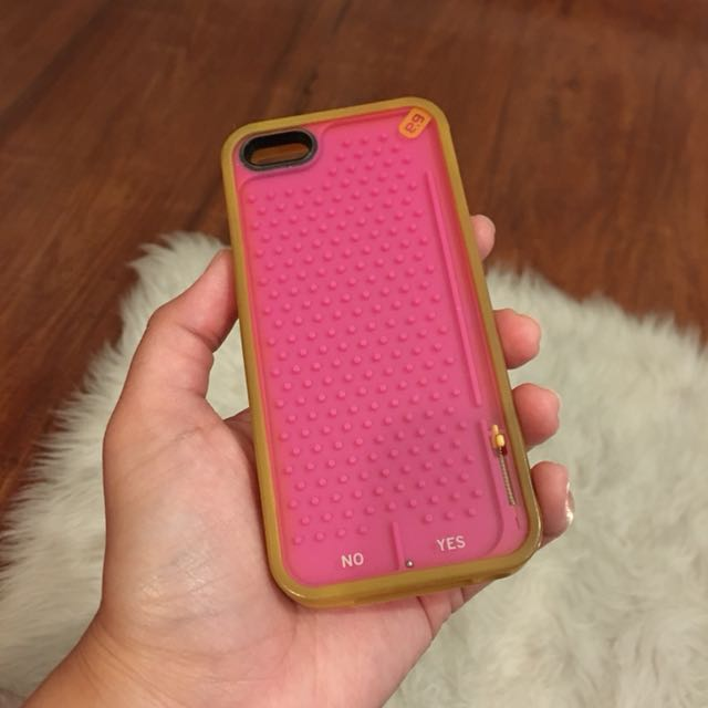 PureGear iPhone 5/5s Case with built-in Pinball game