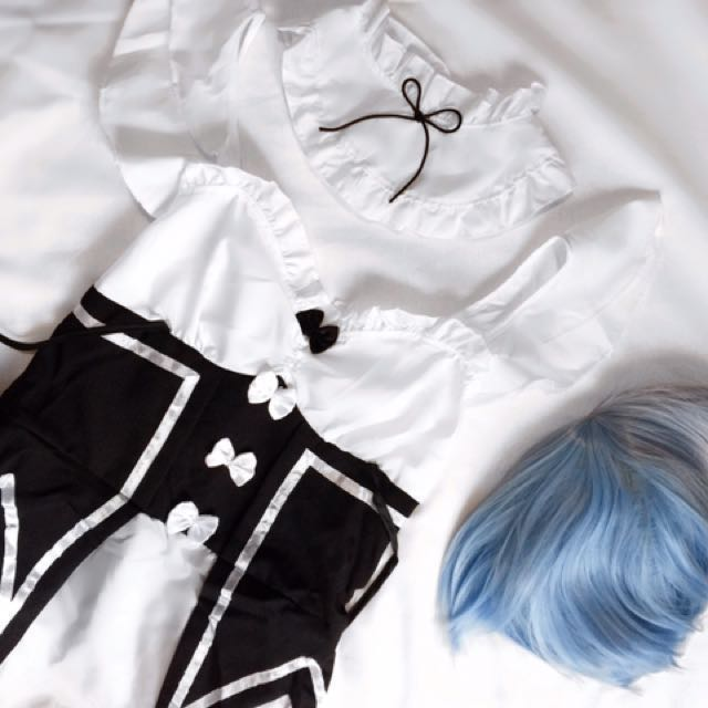 Rem cosplay size small