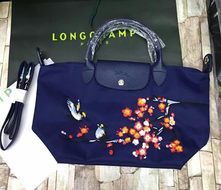 Replica Longchamp Sling Bag II