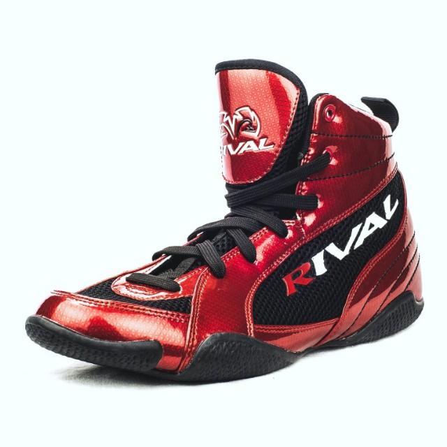 7e8a3362963a Rival Boxing Shoes (Lo-Top Guerrero) Red Black similar to nike ...