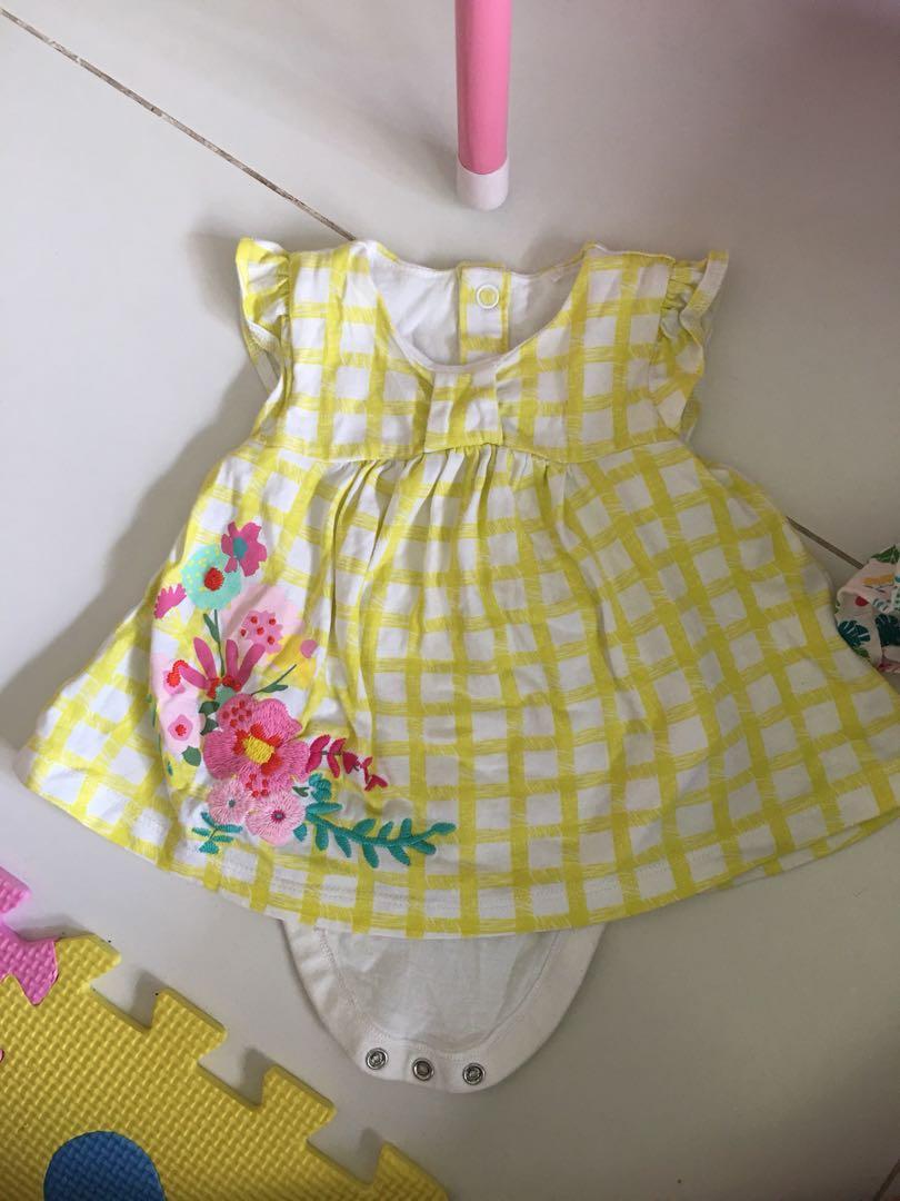 f836328107a8a Romper Dress, Babies & Kids, Babies Apparel on Carousell