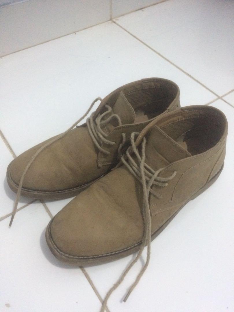 Sepatu Kulit Dexter