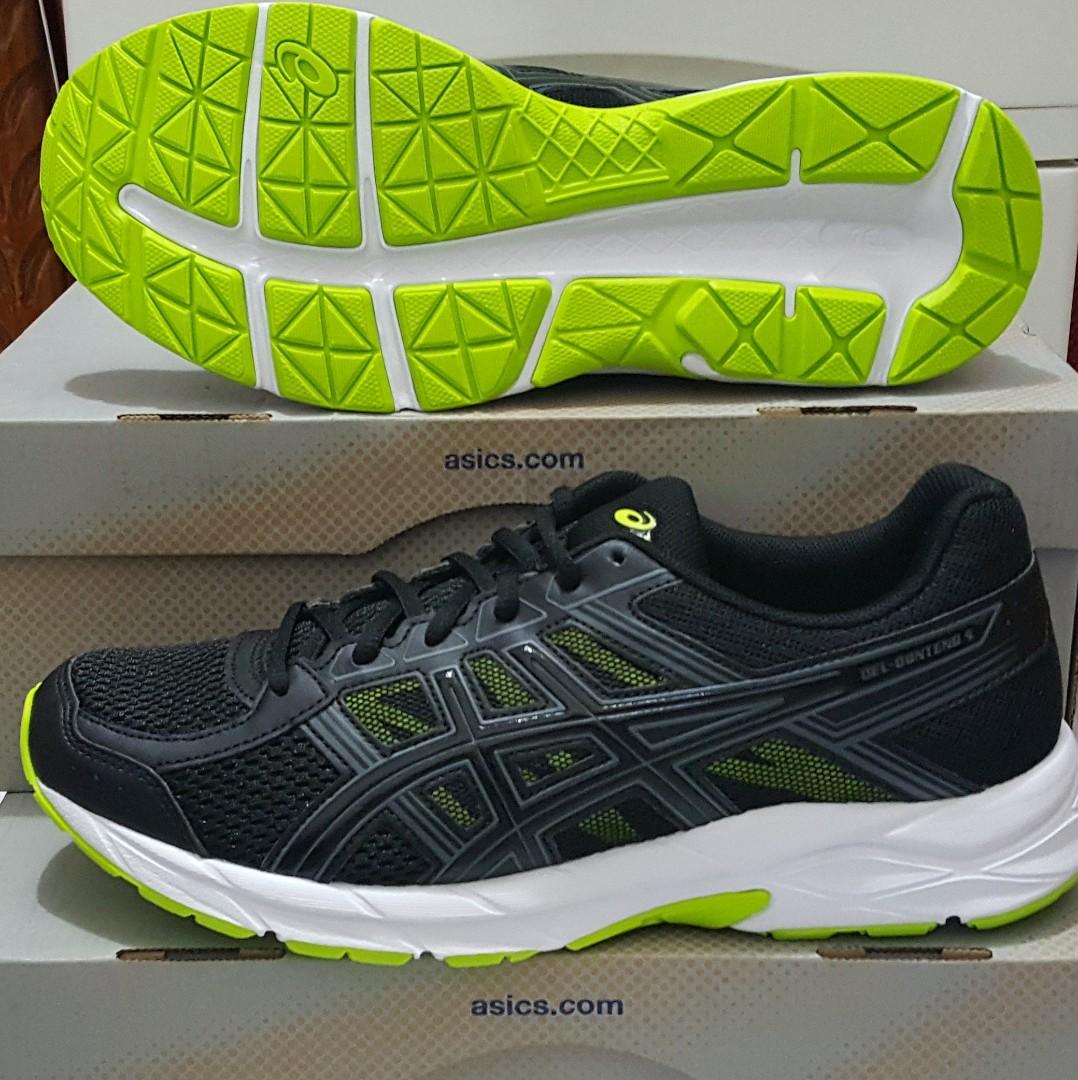Sepatu running asics gel-contend 4 origjnal size 42.5