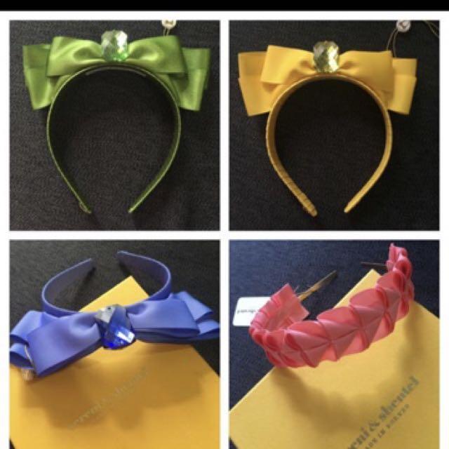 Sereni & Shentel Headband Clearance