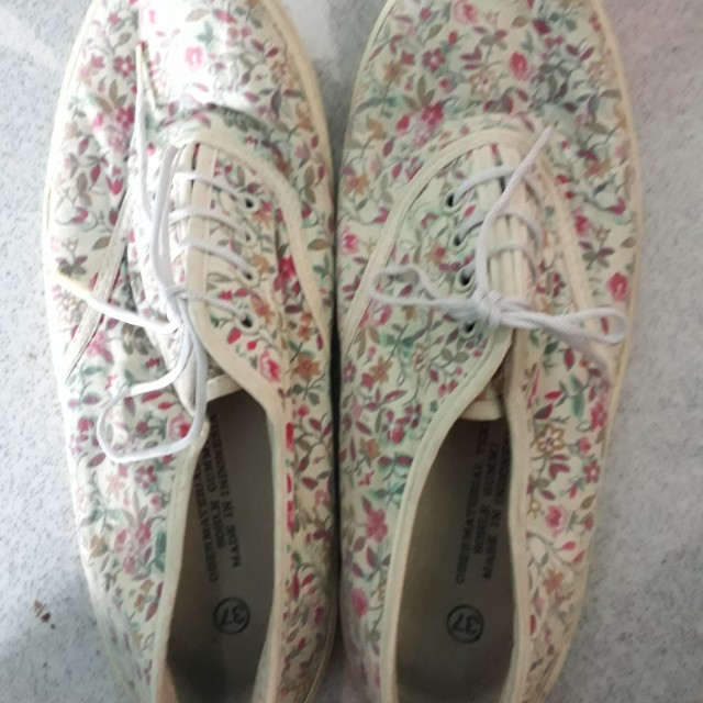 Shoes Shabby Vintage