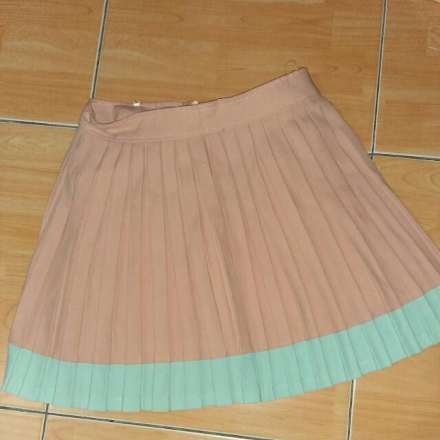 Skirt Rok Rempel Tennis Skirt