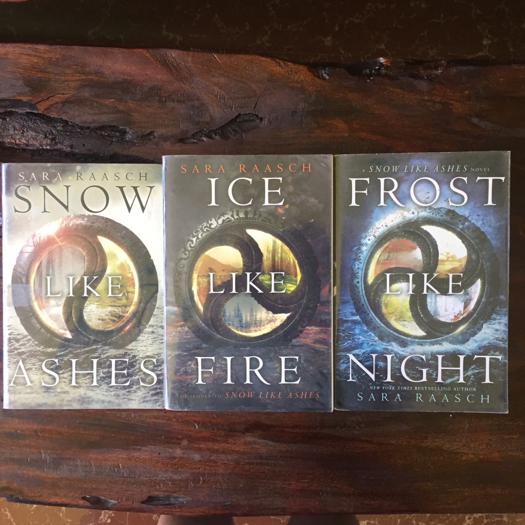 Snow Like Ashes Trilogy
