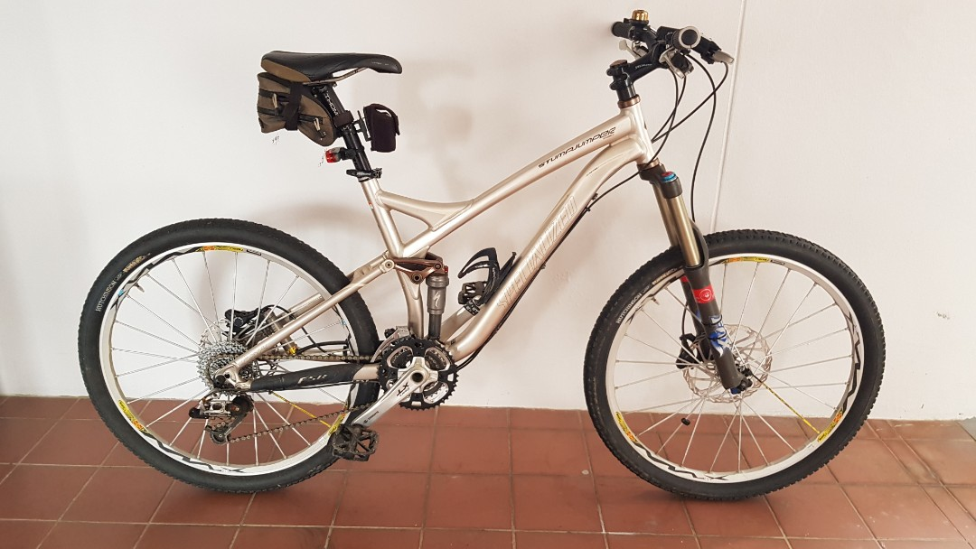 fa74ec00c57 Specialized Stumpjumper Pro, Bicycles & PMDs, Bicycles on Carousell