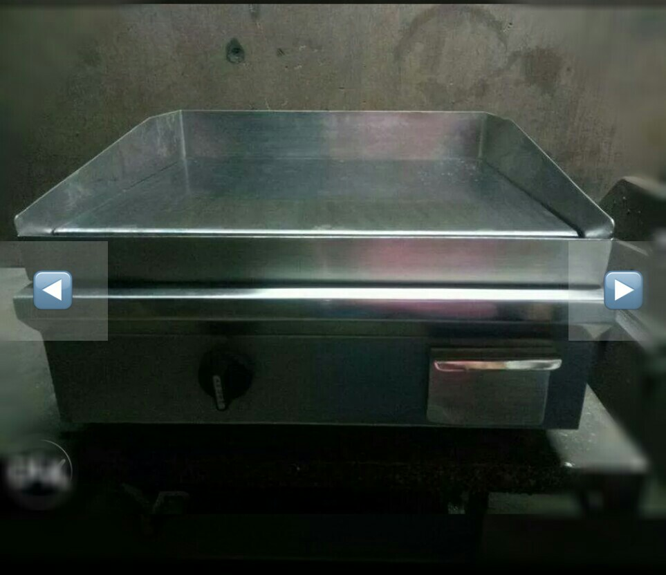 Stainless Steel gridle