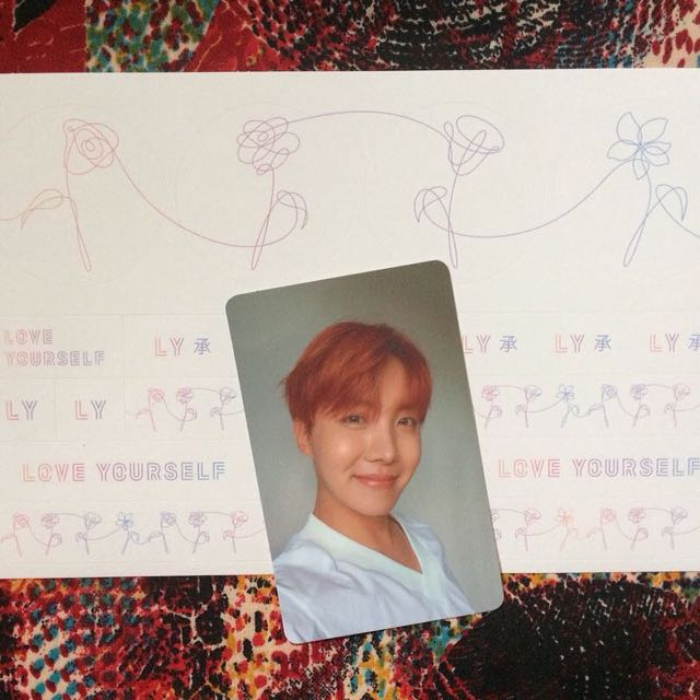 JHOPE PC OFF