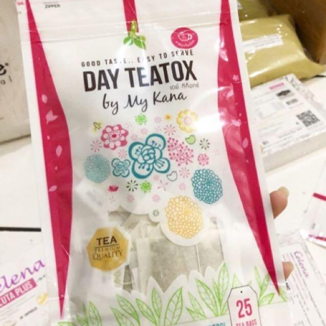 Teatox mykana