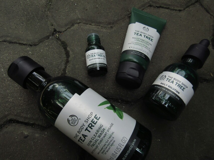 The Body Shop Take All 300k
