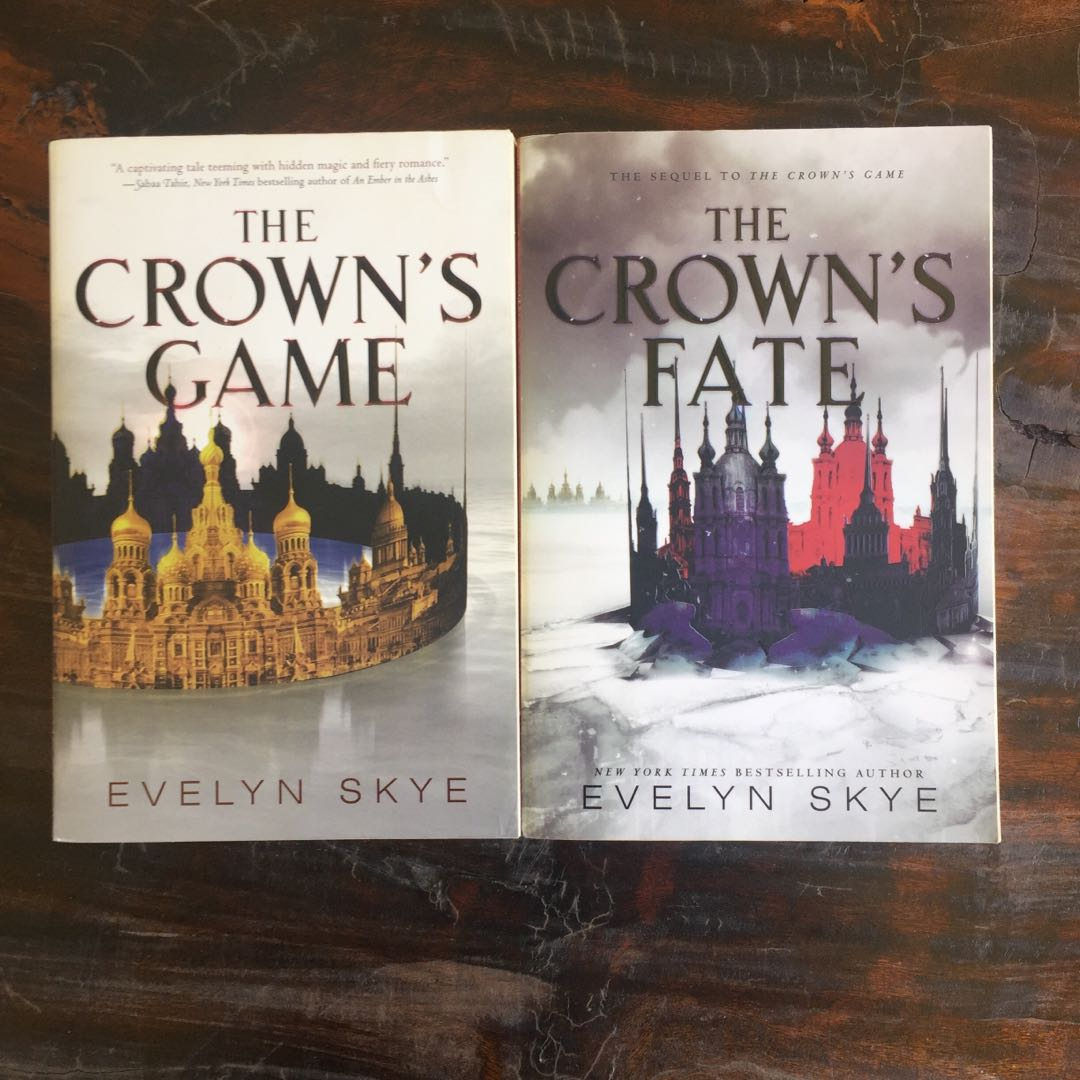 The Crown's Game Duology