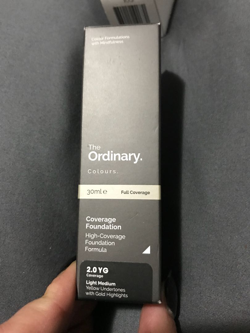⭐️The Ordinary High Coverage Foundation