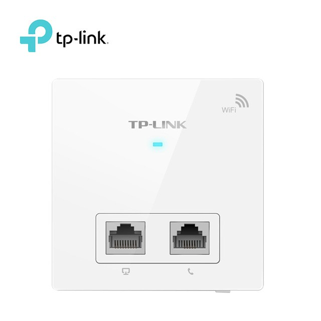 TP-LINK In-Wall Wireless Panel Access Point Wireless Controller AP  TL-AP300I-PoE 300M